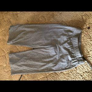 Yoga pants comfy grey